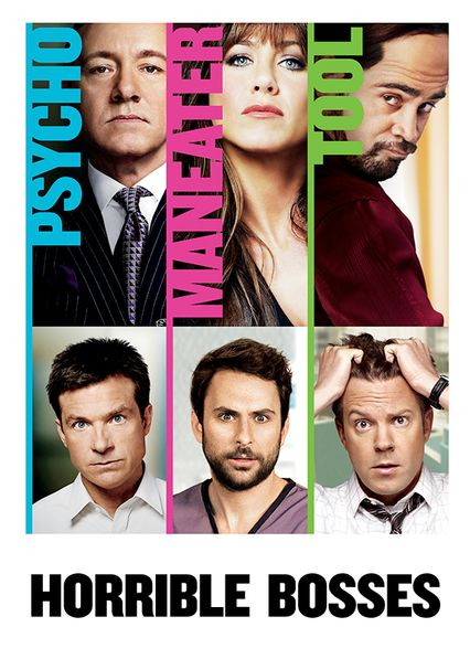 Horrible Bosses on Netflix Canada