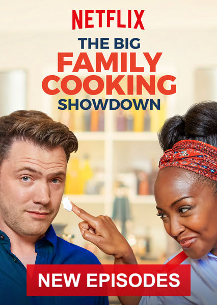 The Big Family Cooking Showdown on Netflix Canada