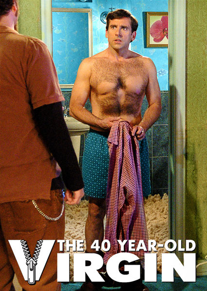 The 40-Year-Old Virgin on Netflix Canada