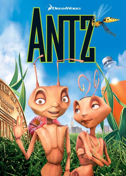 Antz on Netflix Canada