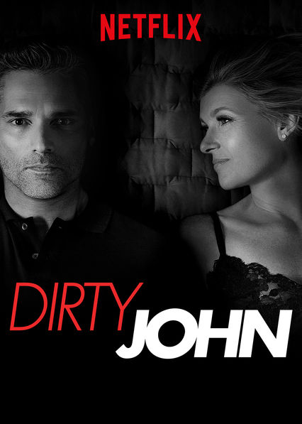 Image result for dirty john netflix poster