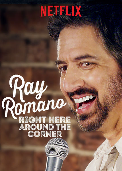 Ray Romano: Right Here, Around the Corner on Netflix Canada