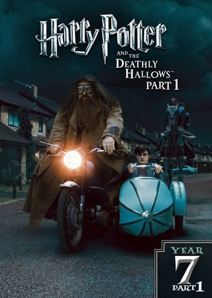 Harry Potter and the Deathly Hallows: Part 1 on Netflix Canada