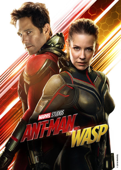 Ant-Man and the Wasp on Netflix Canada