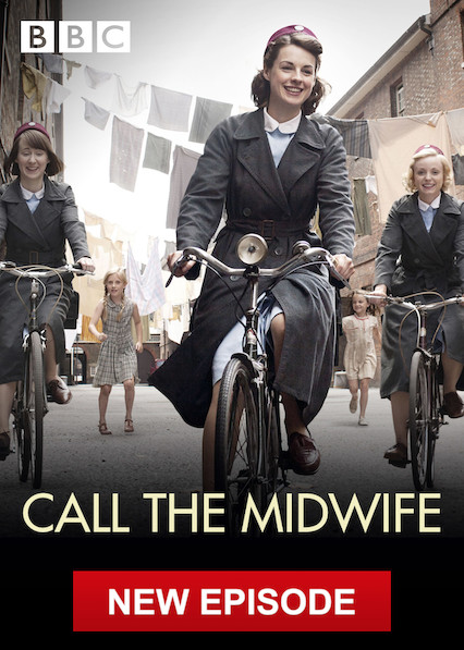 Call the Midwife on Netflix Canada