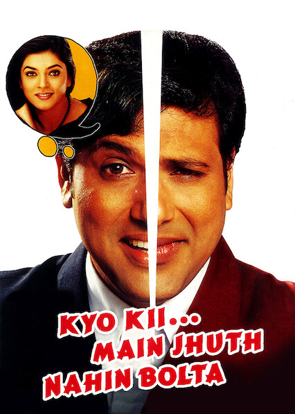 Kyo Kii... Main Jhuth Nahin Bolta on Netflix Canada