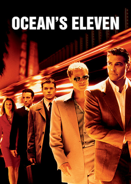 Ocean's Eleven on Netflix Canada