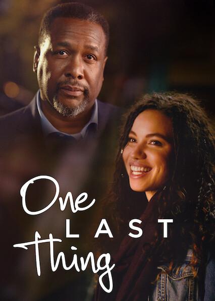 One Last Thing on Netflix Canada
