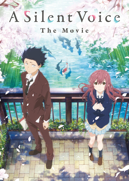 A Silent Voice on Netflix Canada