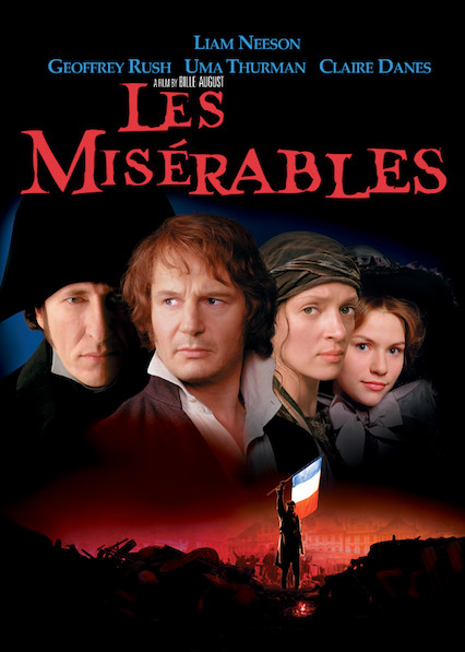 Les Misérables on Netflix Canada