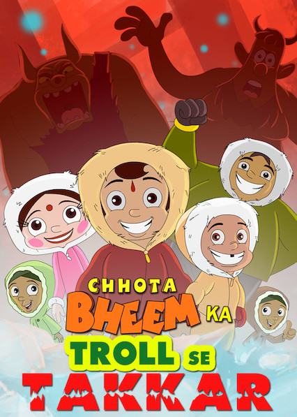 Chhota Bheem Ka Troll Se Takkar on Netflix Canada