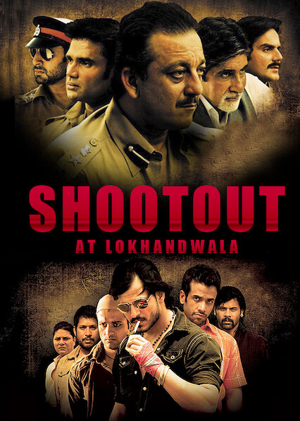 Shootout at Lokhandwala on Netflix Canada