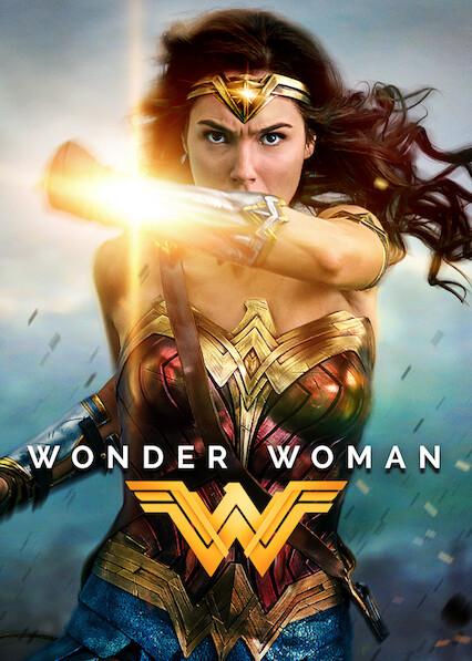 Wonder Woman on Netflix Canada