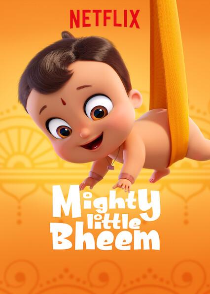Mighty Little Bheem on Netflix Canada