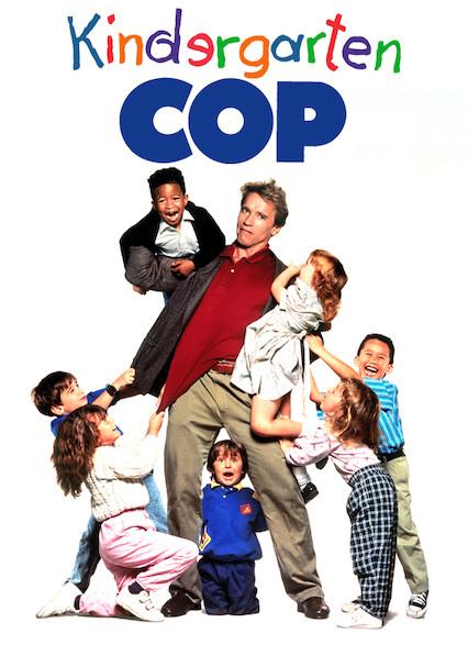 Kindergarten Cop on Netflix Canada