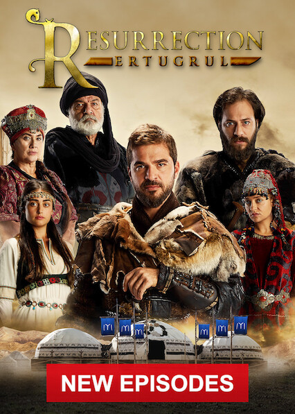 Resurrection: Ertugrul on Netflix Canada