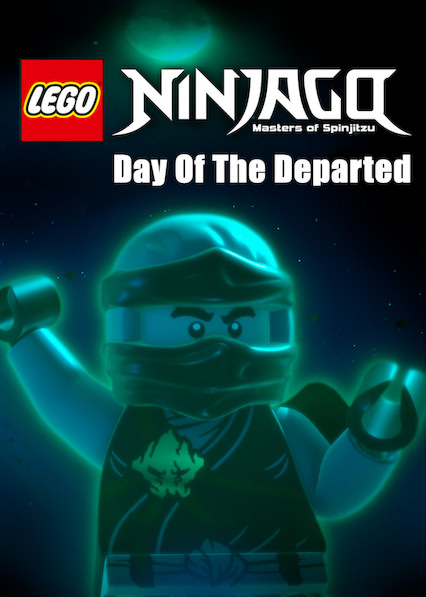 LEGO Ninjago: Masters of Spinjitzu: Day of the Departed on Netflix Canada