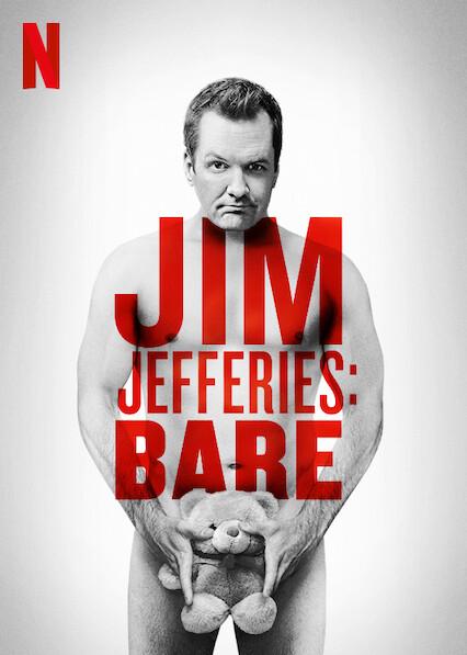 Jim Jefferies : BARE on Netflix Canada