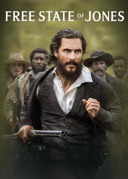 Free State of Jones on Netflix Canada