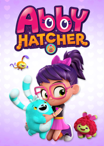Abby Hatcher, Fuzzly Catcher on Netflix Canada