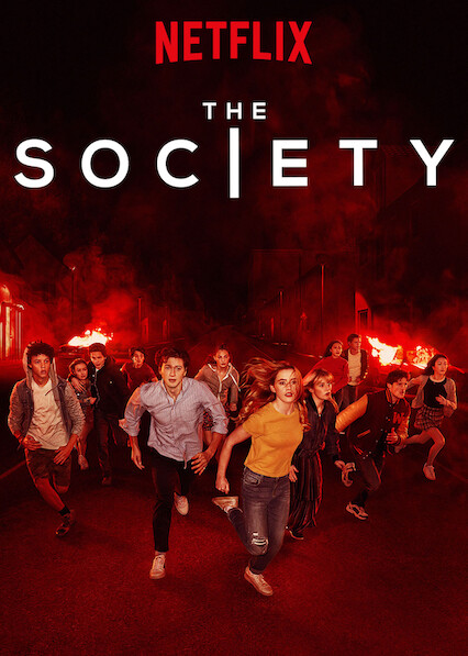 The Society on Netflix Canada