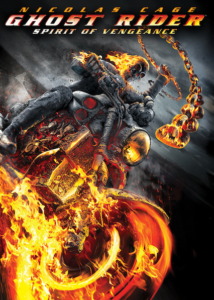 Ghost Rider: Spirit of Vengeance on Netflix Canada