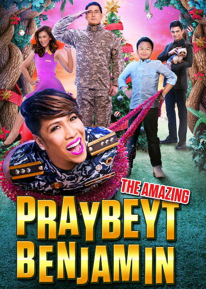 The Amazing Praybeyt Benjamin on Netflix Canada