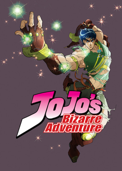 JoJo's Bizarre Adventure on Netflix Canada