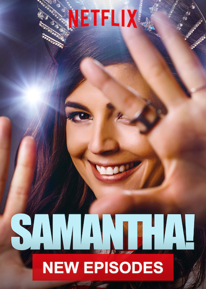 Samantha! on Netflix Canada