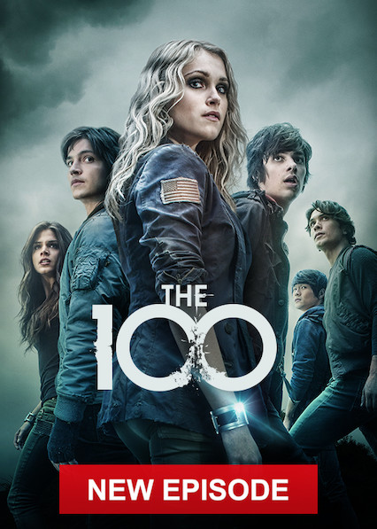 The 100 on Netflix Canada