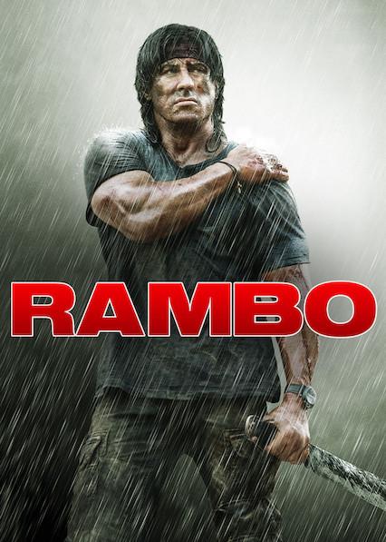 Rambo on Netflix Canada