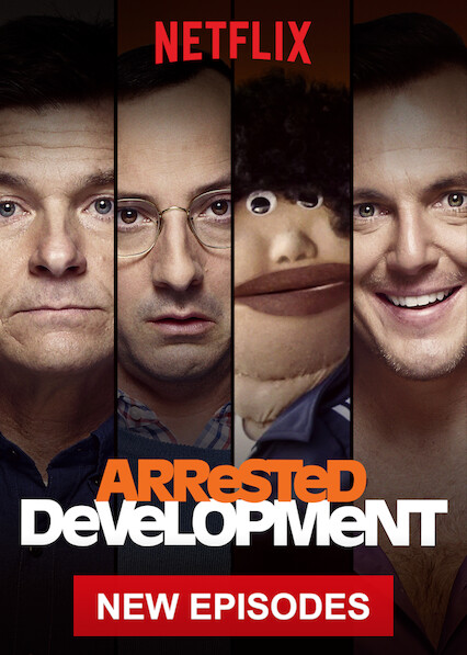 Arrested Development on Netflix Canada