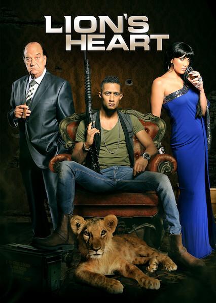 Lion's Heart on Netflix Canada