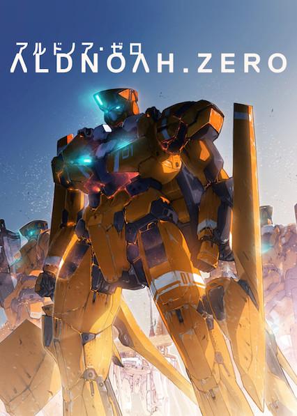 Aldnoah.Zero on Netflix Canada