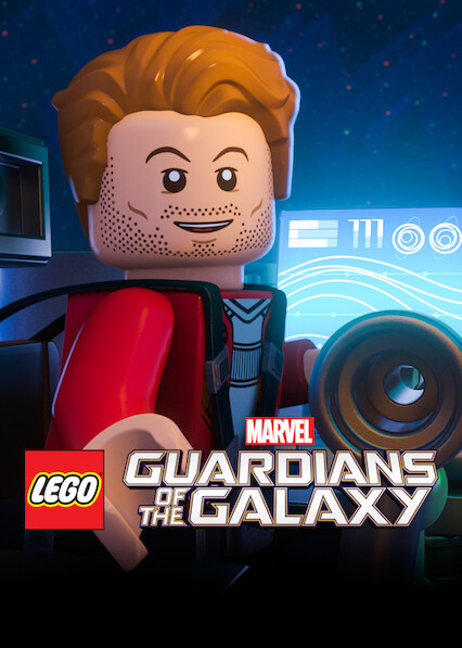 LEGO Marvel Super Heroes: Guardians of the Galaxy on Netflix Canada
