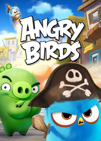 Angry Birds on Netflix Canada