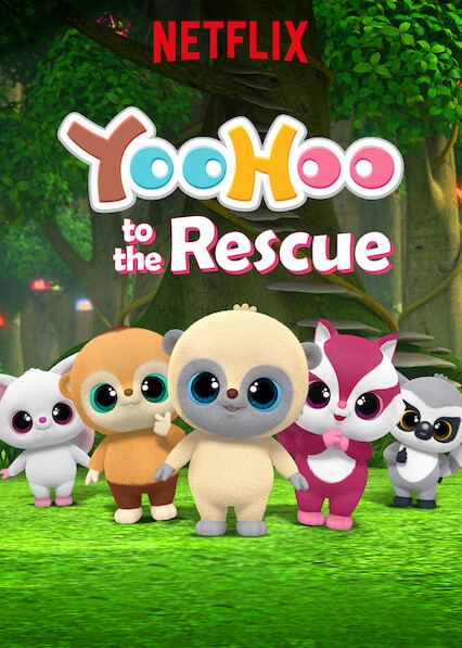 YooHoo to the Rescue on Netflix Canada