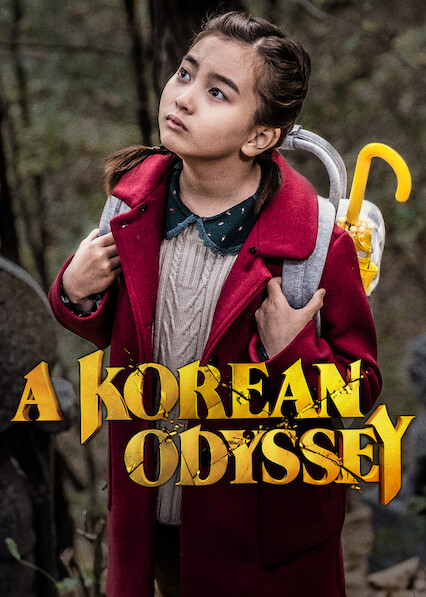 A Korean Odyssey on Netflix Canada