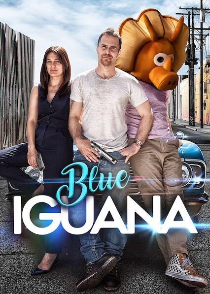 Blue Iguana on Netflix Canada