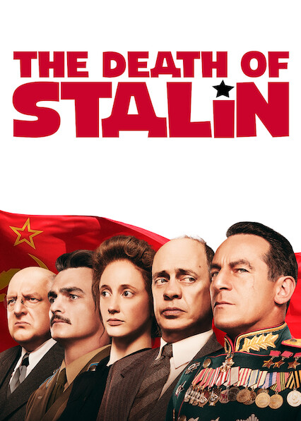 The Death of Stalin on Netflix Canada