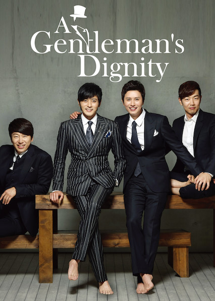 A Gentleman's Dignity on Netflix Canada