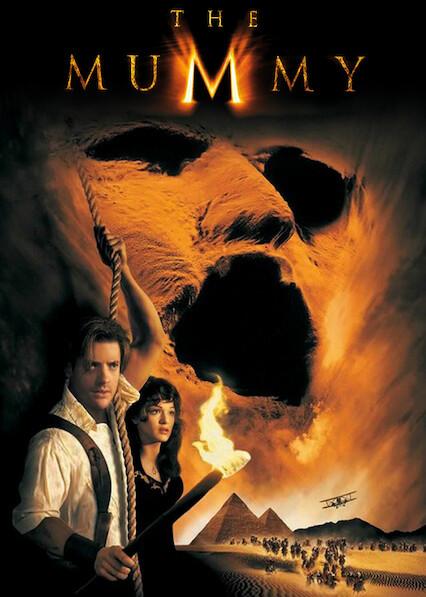 The Mummy on Netflix