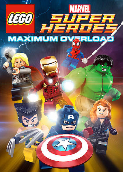 LEGO: Marvel Super Heroes: Maximum Overload on Netflix Canada