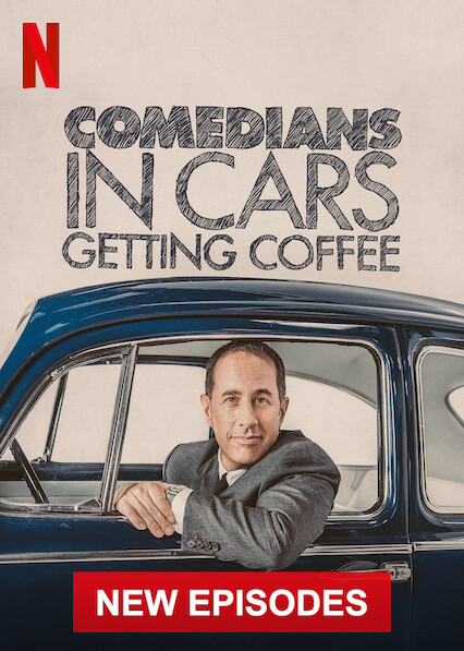 Comedians in Cars Getting Coffee on Netflix Canada