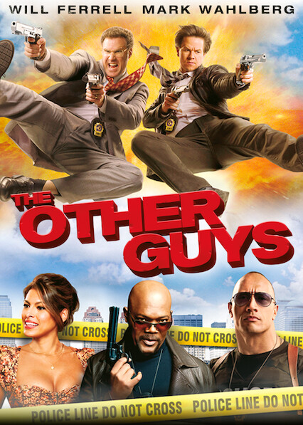 The Other Guys on Netflix Canada