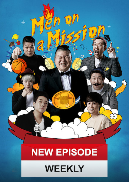 Men on a Mission on Netflix Canada