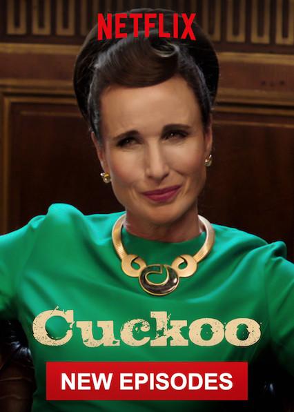 Cuckoo on Netflix Canada