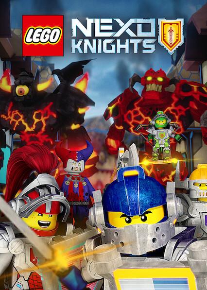 Nexo Knights on Netflix Canada