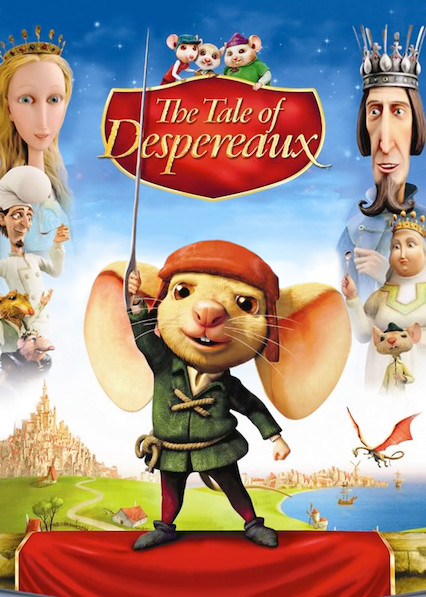 The Tale of Despereaux on Netflix Canada