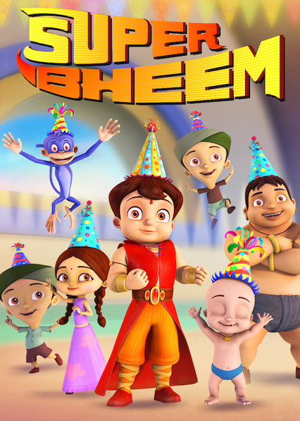 Super Bheem on Netflix Canada